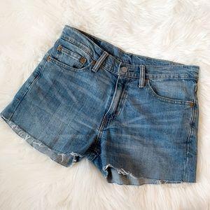 Levi's Denim Shorts - 511